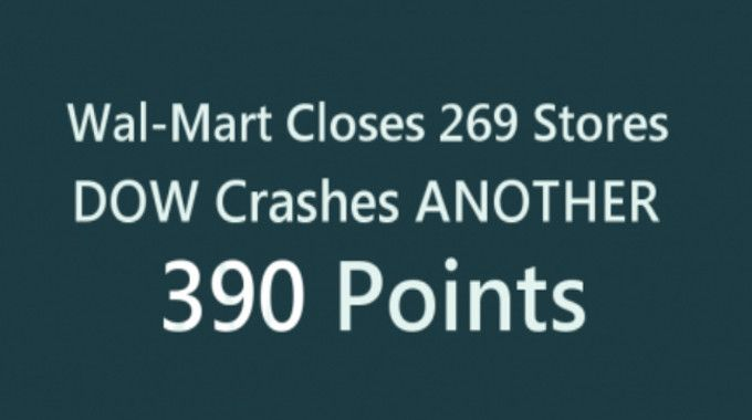 walmart closes stores