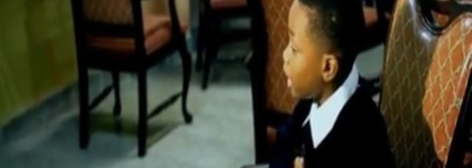 MUST WATCH: Brilliant 8-Year-Old Explains How We Can End War (Video)