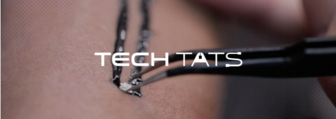 """New """"Tech Tattoos"""" Tied to Medical and Banking Information"""