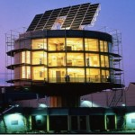 World's First 360° Rotating Solar Home Generates Renewable, Emissions Free & CO2 Neutral Energy — 5X than it Uses