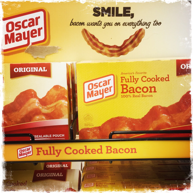 I Ventured into a Supermarket and Didn't Know Whether to Laugh or Cry, Oscar Mayer, Barbara Sinclair Holistic Health & Healing