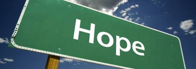 How to Cultivate Hope When the World Feels Dark and Scary