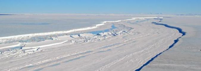 Ice Shelf Twice the Size of Manhattan Is About to Break Off From Antarctica