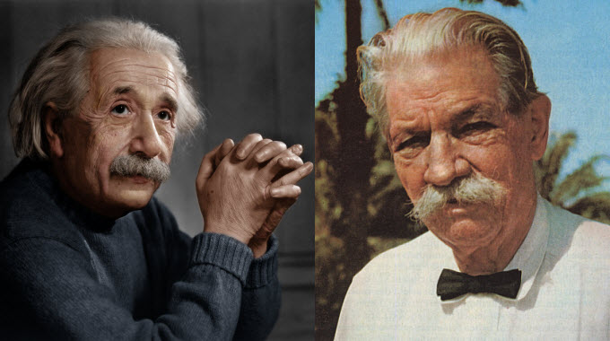 Albert Einstein and Albert Schweitzer each implored us to extend our circle of compassion