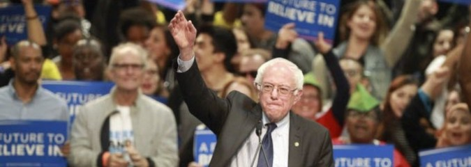 Bernie Sanders Succeeds in Giving the Democratic Platform Committee a Progressive Majority