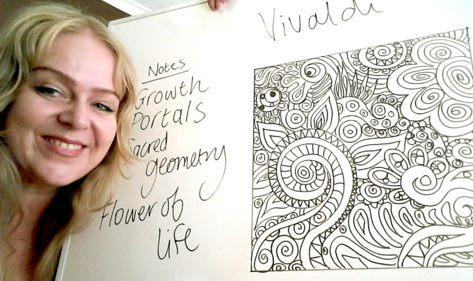 Vivaldi Art with Cherie Roe Dirksen