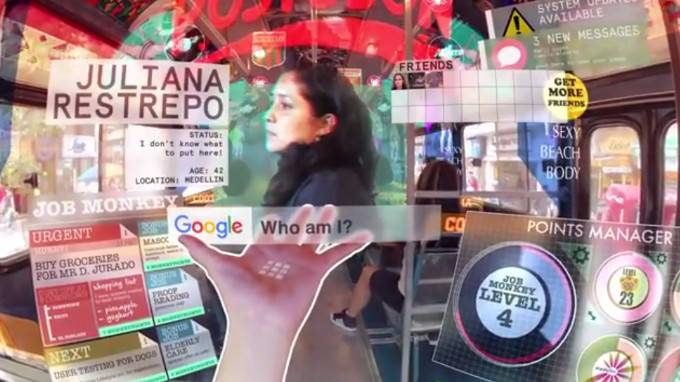 Augmented Reality future-compressed