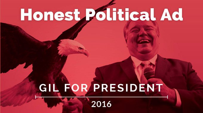 Gil for President-compressed