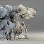 Stunning Video Captures the Motions Of A Kung Fu Fighter