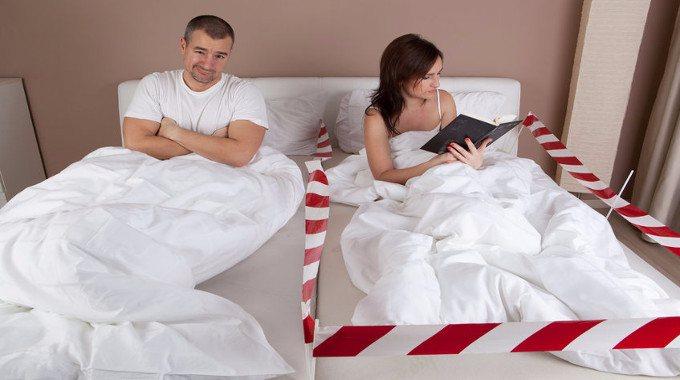 Sexless couple-compressed