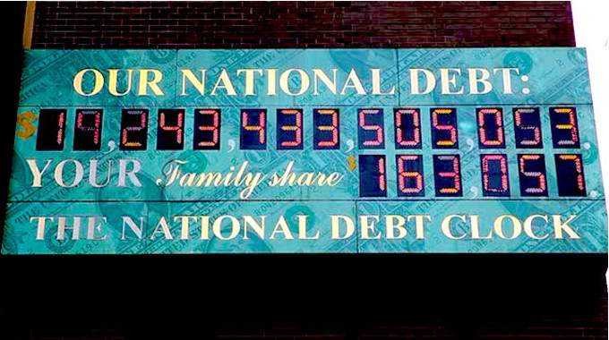 National debt clock-compressed