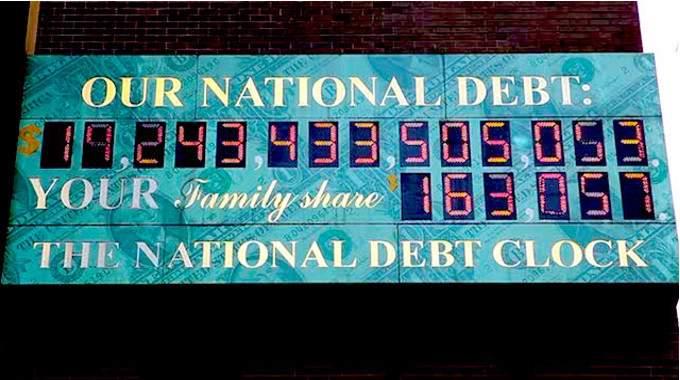 National debt clock-compressed