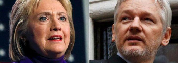 Julian Assange Comments On DNC Scandal, Promises Next Leak Will Ensure Hillary's Arrest