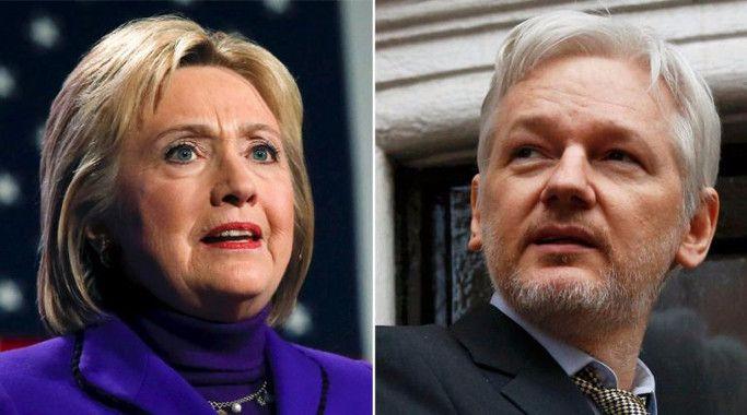 Hillary Clinton-Julian Assange-compressed
