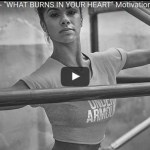 Find What Burns in Your Heart (Motivational Video with Misty Copeland)