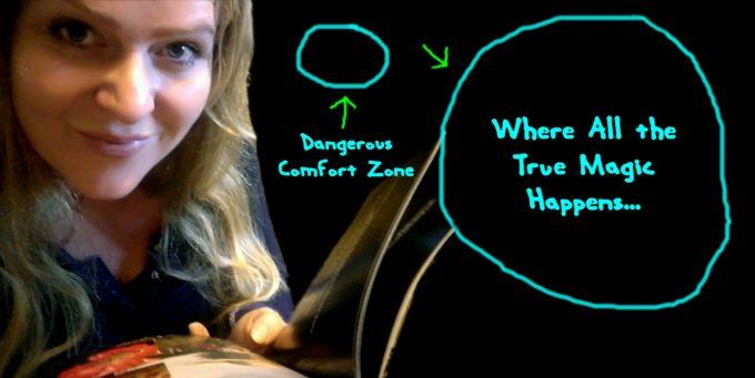 Comfort Zone Header