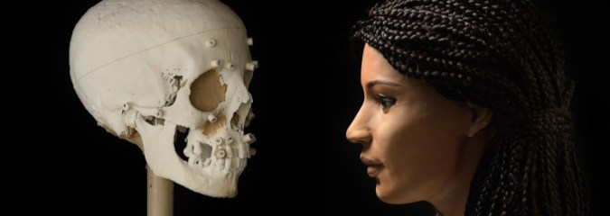 Watch Mummified Head Brought To Life, 2000 Years Later (Time Lapse Video)