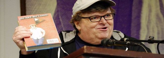 "Michael Moore's Big Surprise: He Shoots and Edits Film ""Trumpland"" in Record Time to Rally Voters"