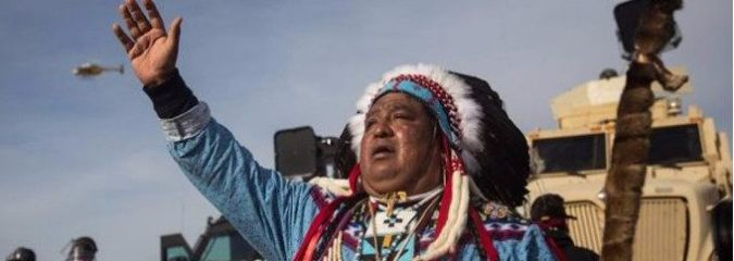Sioux Tribe Leaders Respond To Army Eviction Notice Of #NoDAPL Camp, Refuse To Give Up