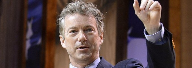 Rand Paul Reintroduces Bill To Audit The Fed – Claims To Have Trump's Support