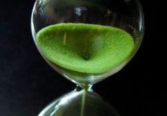 time lag of manifestation