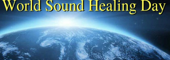 You Can Participate in World Sound Today (Feb. 14)