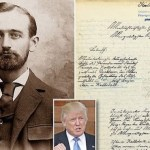 Donald Trump's Immigrant Grandfather Once Begged Not to be Deported