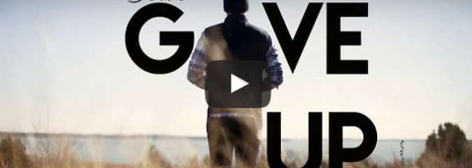 Morning Inspiration: How To Not Give Up (Motivational Video)