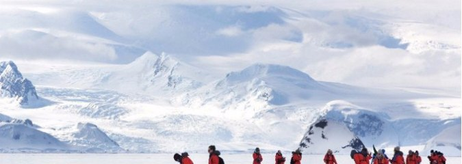 These 76 Women Scientists Are Changing the World (One Glacier at a Time)