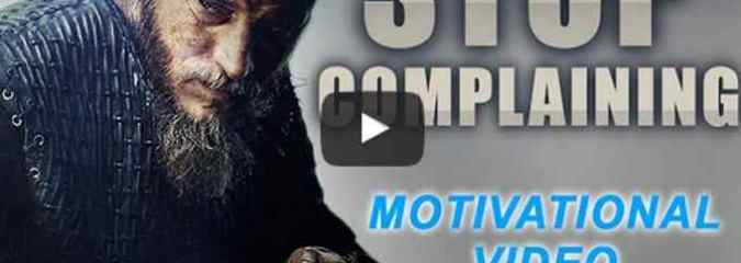 Morning Inspiration: How To Push Past The Pain and Achieve (Motivational Video)