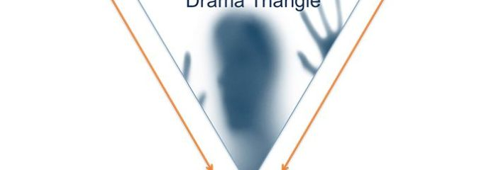 How to Step Out of the Triangle of Drama and Find Real Peace