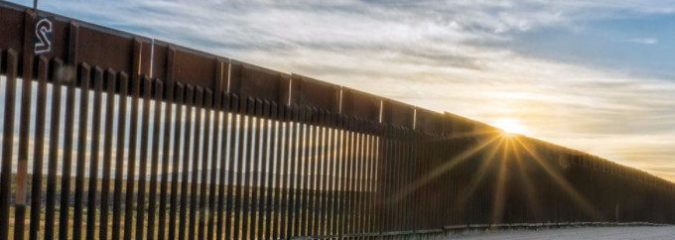 Homeland Security Exempts Itself From Environmental Laws to Rush Border Wall Construction