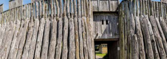 Newly Discovered 1000-Year-Old Fortress Changes Everything We Thought We Knew About Vikings