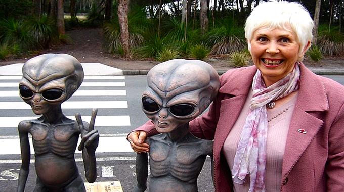E.T. - Mary Rodwell