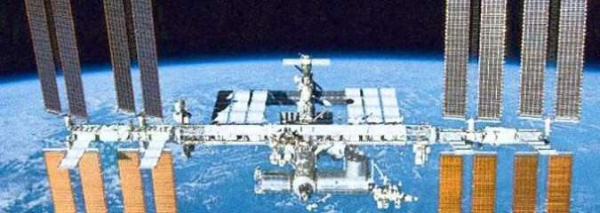 NASA Again Accused of Covering Up UFO's Seen At International Space Station