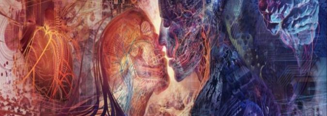 The Romantic Side of Electromagnetism