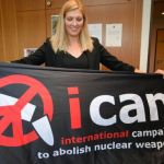 Anti-Nuclear Coalition Accepts Nobel Peace Prize As Calls for Disarmament Grow