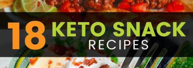 Dr. Axe: 18 Healthy And Delicious Keto Snacks