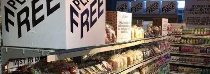 Dutch Grocery Store Unveils The World's First Plastic-Free Aisle