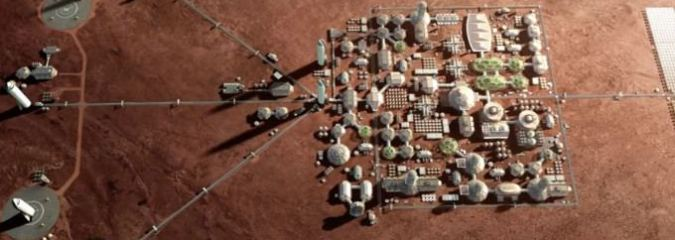 Mars Colony Would Be a Hedge Against World War III, Elon Musk Says