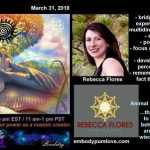 Channel and Medium Rebecca Flores on the Cosmic Creating Show [Video]