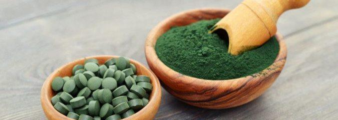 The Benefits of Spirulina Powder