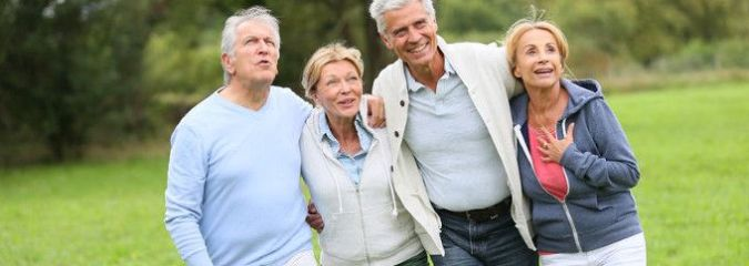 Nursing Home No More: The New Trend Is Aging With Your Friends