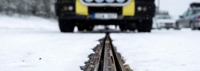 Sweden Launches World's First Electric Road That Charges Cars As They Drive