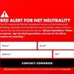 Red Alert for Net Neutrality Hits Internet – It's 'Time to Melt Some Phones' on Capitol Hill