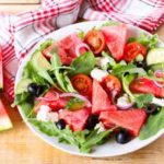 16 Simple Watermelon Salad Recipes For Your Summer Parties