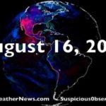 Volcano Quakes, Strangest Exoplanet, Catatumbo Lightning in Venezuela, Solar Cycle 25 Prediction | S0 News Aug.16.2018