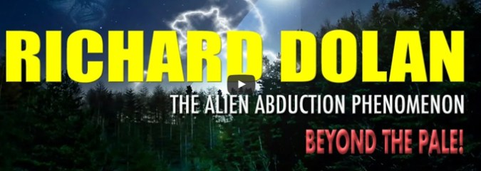 Richard Dolan: The UFO Abduction Phenomenon – Complex and Covert!