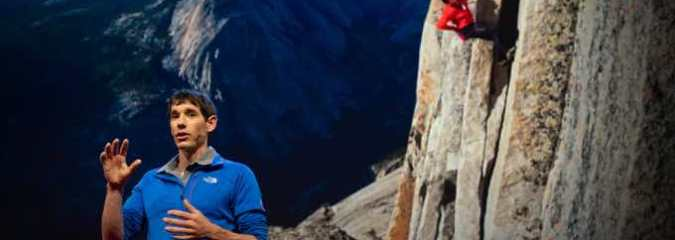 WATCH: How I Climbed a 3,000 Foot Vertical Cliff (Yosemite's El Capitan)– Without Ropes | Alex Honnold