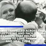 As a Child She Was Abused, Then She Healed Millions With Her Words